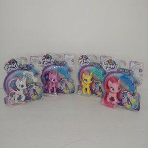 "My Little Pony 3"" Mini Figurines Reveal The Magic"